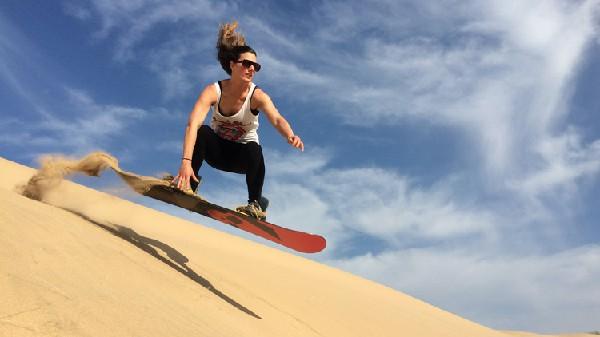 sandboarding-mossel-bay